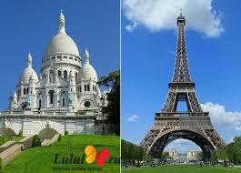 Основные достопримечательности Франции